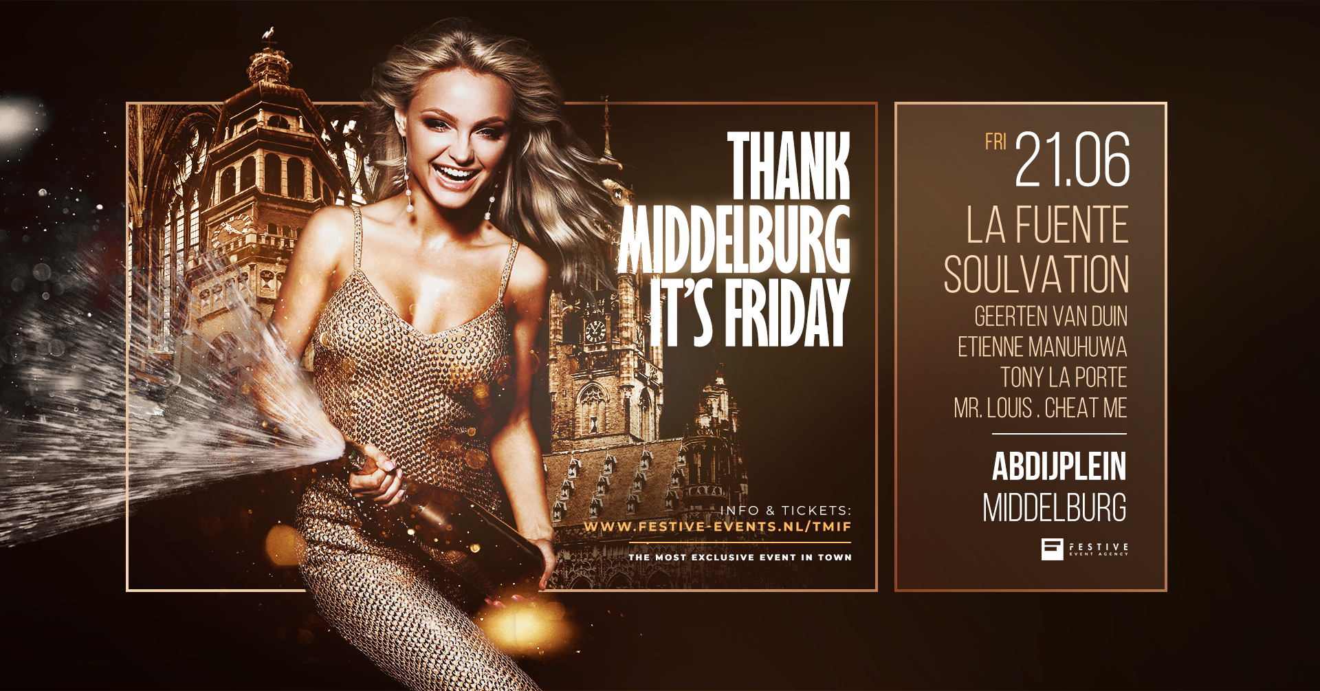 Thank Middelburg It's Friday